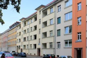 Wohnhaus Kolmstraße 27 bis 29 Stötteritz