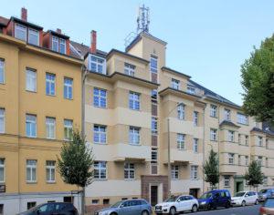 Wohnhaus Kommandant-Prendel-Allee 90a Stötteritz