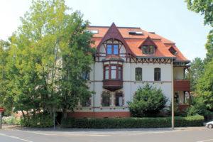 Wohnhaus Ludolf-Colditz-Straße 44/Breslauer Straße 82 Stötteritz