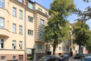 Doppelwohnhaus Naunhofer Straße 61/63 Stötteritz