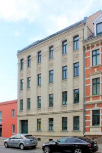 Wohnhaus Oberdorfstraße 19 Stötteritz