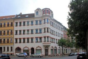 Wohnhaus Rudolph-Herrmann-Straße 2 Stötteritz