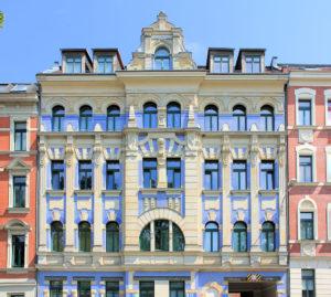 Wohnhaus Schönbachstraße 50 Stötteritz