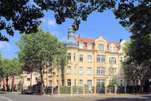 Wohnhaus Schönbachstraße 20 Stötteritz