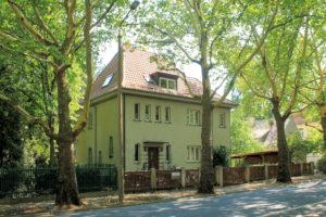 Villa Schönbachstraße 16 Stötteritz