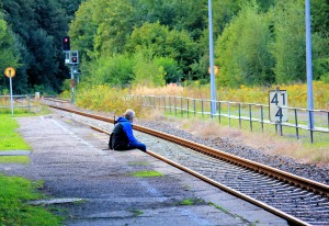 Kein Zug in Sicht?