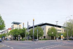 Deutsche Bundesbank Filiale Leipzig in der Südvorstadt