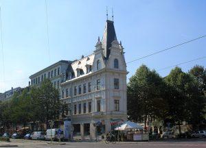 Wohnhaus Kochstraße 1 / Südplatz Südvorstadt Leipzig