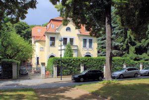 Villa August-Bebel-Straße 11 Torgau