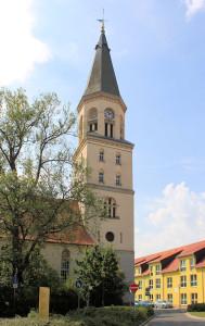 Stadtkirche in Bad Düben