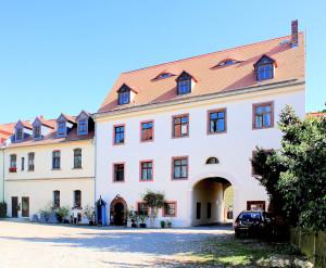 Torhaus des Schlosses Markkleeberg