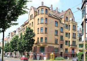 Wohnhaus Paulinenstraße 13 Volkmarsdorf