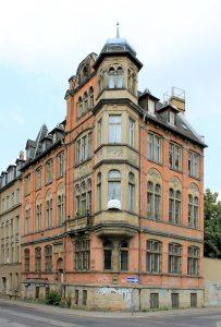 Rathaus Volkmarsdorf (Zustand Juli 2013)