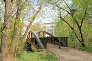 Bauernbrücke Wahren