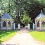 Waldersee, Osttor Park Luisium