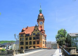 Rathaus Waldheim