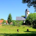 Ev. Pfarrkirche in Wasewitz