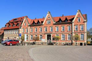 Wohn- und Geschäftshaus Markt 20 Wechselburg