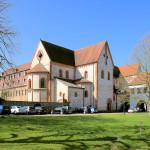 Die Stiftskirche in Wechselburg