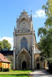 Das Zisterzienserkloster Schulpforte