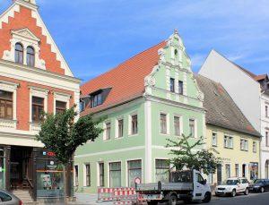 Wohn- und Geschäftshaus Albert-Kuntz-Straße 1 Wurzen
