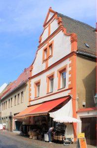 Wohn- und Geschäftshaus Jacobsgasse 11 Wurzen