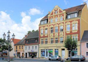 Wohn- und Geschäftshaus Jacobsplatz 35 Wurzen
