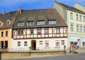Wohnhaus Liegenbank 1 Wurzen