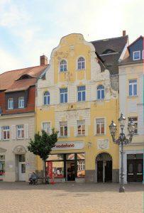 Wohn- und Geschäftshaus Markt 8 Wurzen