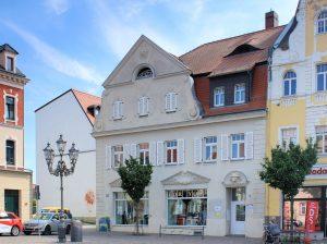 Wohn- und Geschäftshaus Markt 9 Wurzen
