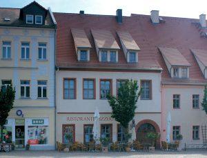 Wohn- und Geschäftshaus Markt 6 Wurzen
