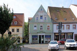 Wohn- und Geschäftshaus Markt 4 Wurzen