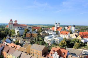 Wurzen an der Mulde - liebenswerte Kleinstadt vor den Toren Leipzigs