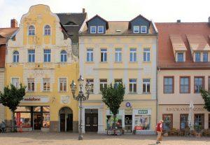 Wohn- und Geschäftshaus Markt 7 Wurzen