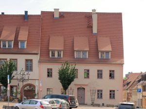Wohn- und Geschäftshaus Markt 5 Wurzen