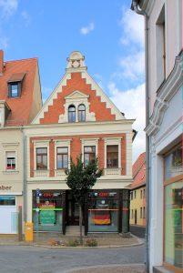 Wohn- und Geschäftshaus Schuhgasse 1 Wurzen
