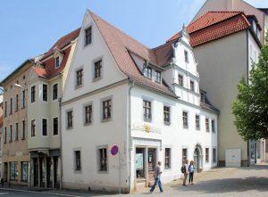 Wohnhaus Altmarkt 21 Zeitz