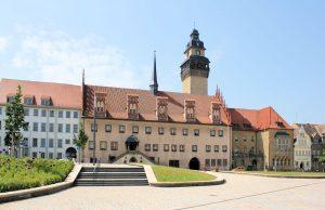 Rathaus Zeitz