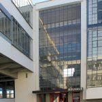 Bauhaus Dessau, Eingang