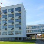 Bauhaus Dessau, Wohnteil