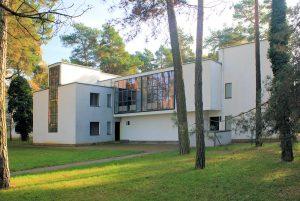 Meisterhäuser Dessau, Haus Kandinsky / Klee