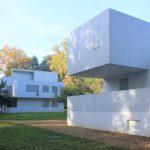 Meisterhäuser Dessau, Ersatzneubauten Haus Gropius und Haus Moholy-Nagy