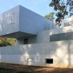 Meisterhäuser Dessau, Ersatzneubau Haus Gropius