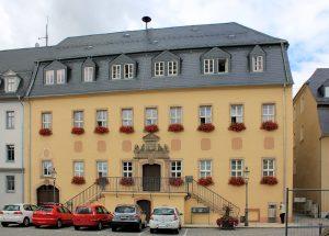 Rathaus Zschopau