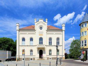 Ehem. Rathaus Zwenkau