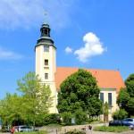 Laurentiuskirche in Zwenkau