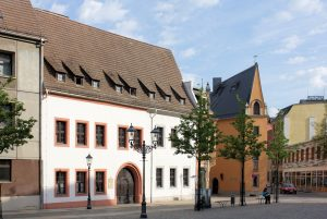 Wohnhaus Kornmarkt 5/6 Zwickau