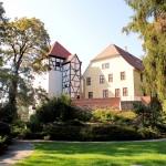 Bad Düben, Burg Düben
