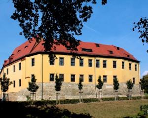 Bad Lauchstädt, Schloss