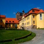 Ballenstedt, Schloss